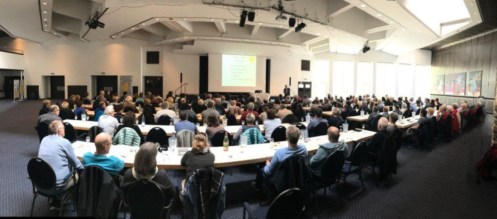 Haarzell-Leukämie-Hilfe e.V. - Tagung in Goslar