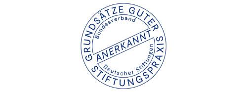 Logo Grundsätze Guter Stiftungspraxis