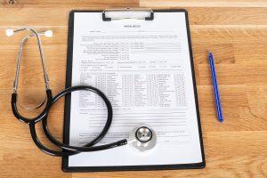 Marginalzonen-Lymphom Medizinischer Fragebogen
