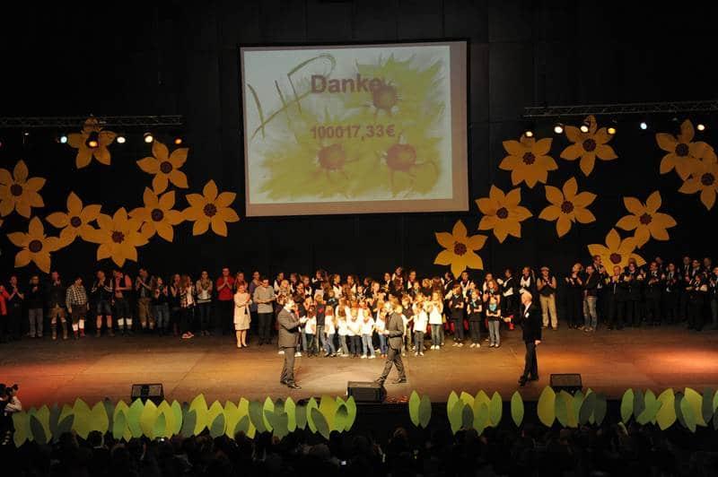Galaabend 2012 - Leukämie Hilfe Passau e.V.