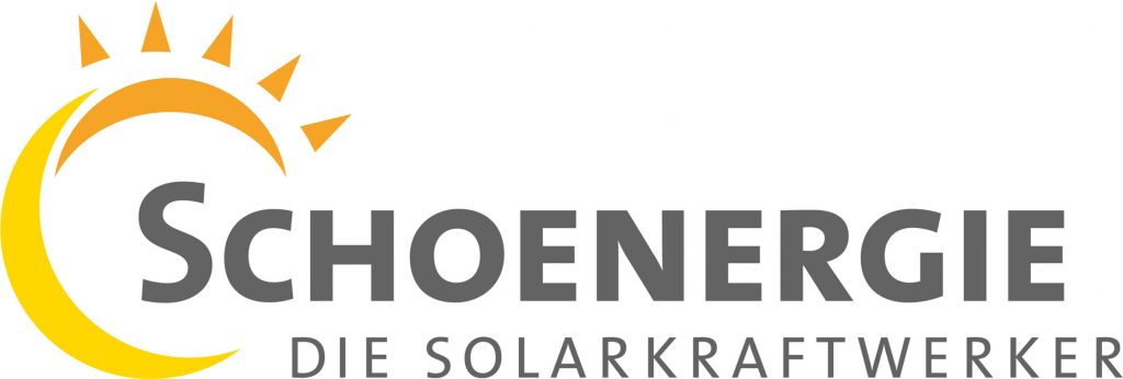 Logo Schoenergie - Die Solarkraftwerker