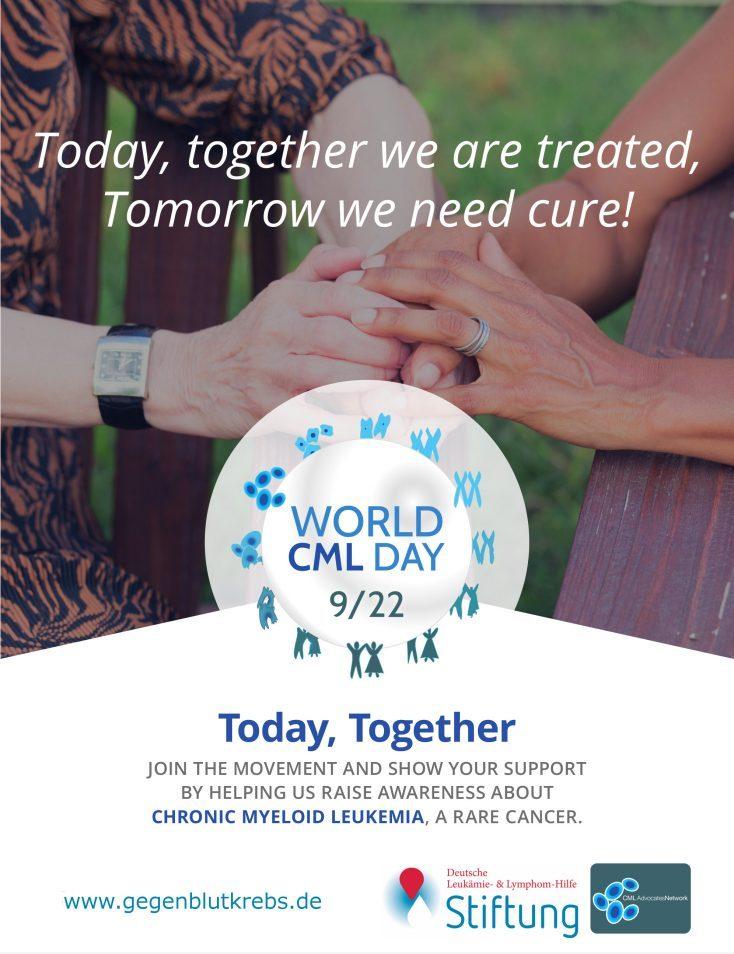 Welt CML Tag