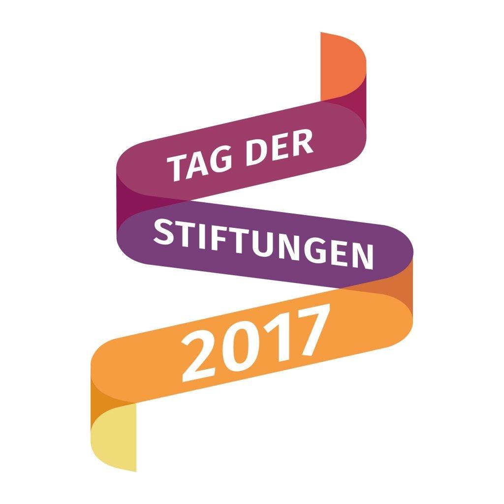 Logo Tag der Stiftungen 2017