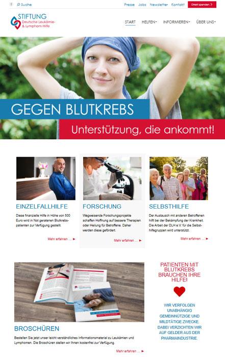 Neue-Stiftungswebseite